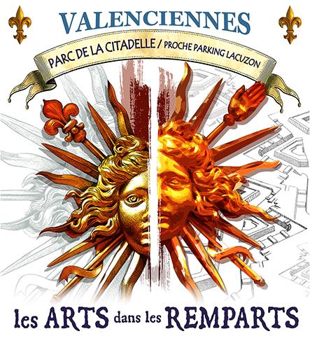 Les Arts dans les Remparts le 4 et 5 juillet 2020 à Valenciennes